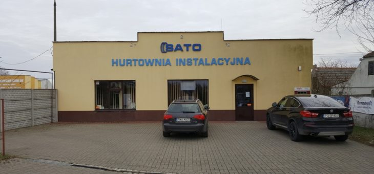 Zdzisław Sarnowski – ZPUH SATO – rozpoczęcie sprzedaży